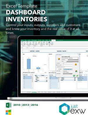 Contrôle de stock avec Excel